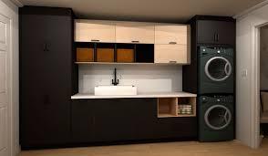 ikea kitchen cabinets laundry room three ikea laundry room designs for 4000