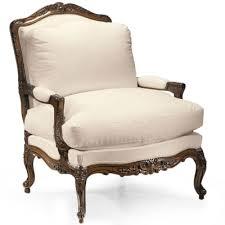 Upholstered Armchair Upholstered Armchair And Louis Xv Armchair