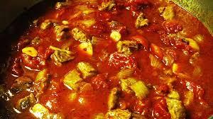 cuisine sud africaine bredie de tomate le ragout sud africain