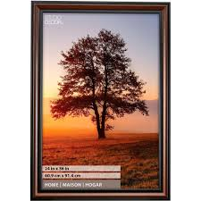 home decor picture frames studio décor home collection brown u0026 black frame