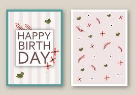 birthday card free vector art 8521 free downloads