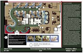 pediatric office floor plan by sherri vest at coroflot com