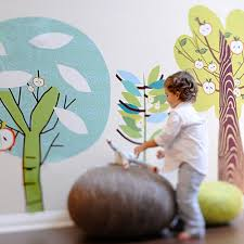 enchanted forest wall decal home design ideas enchanted forest wall decal