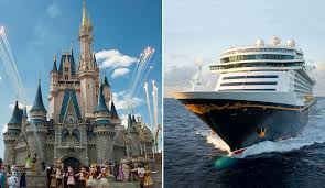 disney cruise line land sea vacations you ll to sea to
