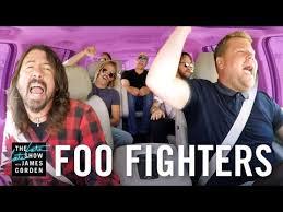 Foo Fighters Meme - foo fighters carpool karaoke youtube
