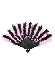 feather fan feather fan black maskworld