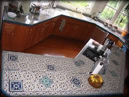 Kitchen Countertop Tile Tiled Kitchen Countertops In Fascinating Options Ceramic Wood Tile