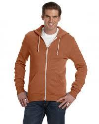 alternative apparel hoody sweatshirt aa9590 solid unisex long