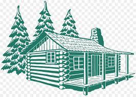 log cabin drawings log cabin drawing clip art cottage png download 1280 896