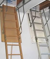attic stairs u0026 ladders amboss ladders vista attic ladders