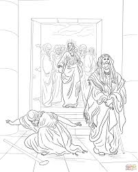 pharisee and tax collector coloring page free printable coloring