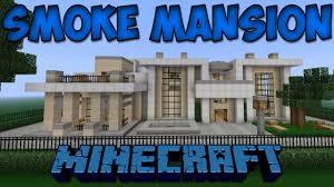 smoke mansion showcase huge modern mansion tutorial