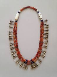 an astoundingly beautiful ao naga necklace from tesori orientali