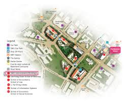 Smu Campus Map 4 Icom Technology Multimodal Representation And Knowledge