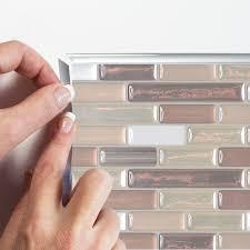 Peel And Stick Tile Backsplash Muretto Durango Smart Tiles