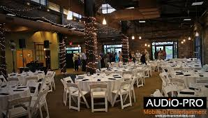 wedding venues in columbus ohio audio pro mobile dj graver reception dock 580 wedding dj