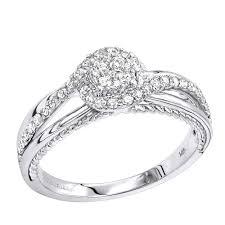 promise rings com images Cheap engagement rings cluster diamond promise ring for women 0 4 jpg