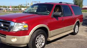 2009 Red Ford Expedition 17308 Youtube