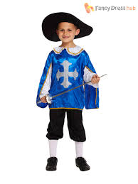 medieval halloween costume boys medieval french musketeer historical kids book week day fancy