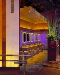 bathroom interior design of sushisamba rio restaurant chicago