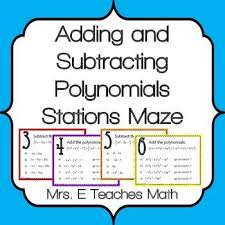 10 best polynomials images on pinterest classroom ideas high