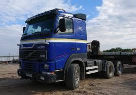 volvo 680 truck agrenta krovinių pervežimas iš lietuvos į švediją ir norvegiją