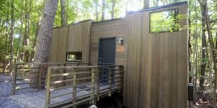 four lights tiny house company wheelchair accessible tiny houses a big option for people with