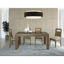 Gloss Dining Tables Manhattan Comfort Eastern Walnut And Black Gloss Dining Table