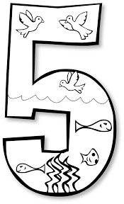7 days of creation coloring pages at children books online