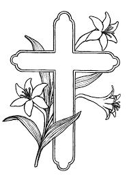 print coloring image easter colouring sunday and embroidery