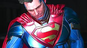 injustice 2 trailer 4 2017 superman justice league ps4 xbox