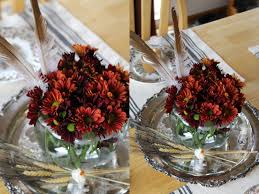 thanksgiving day flowers the chic country fall diy thanksgiving table setting easy