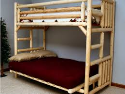 Futon Bed With Mattress Futon Bunk Bed With Mattress Bonners Furniture