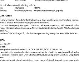 Crew Chief Resume 100 Set Up Resume How Do You Set Up A Resume Reference Page