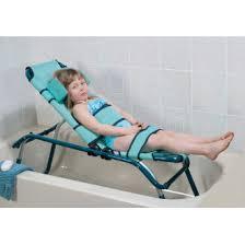 siege baignoire handicapé transat de bain dolphin matériel pour enfants handicapés sofamed