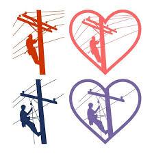 Lineman Barn Decals 301 Best Lineman Images On Pinterest Lineman Wife Power Lineman