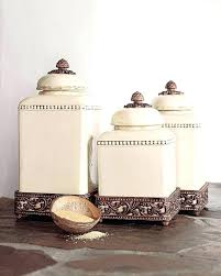 decorative kitchen canister sets ceramic canisters sets for the kitchen ceramic kitchen canister