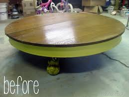 How To Make An Expandable Table Rebuilding An Antique Claw Foot Table Reality Daydream
