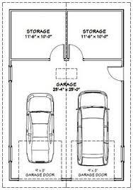 size of a 3 car garage minimum 2 car garage width pilotproject org