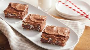german chocolate sheet cake recipe bettycrocker com