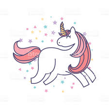 drawing cute unicorn icon stock vector art 679106338 istock