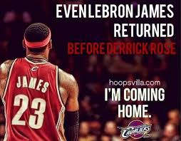 Lebron James Funny Memes - funniest memes from lebron james return to cavaliers hoopsvilla