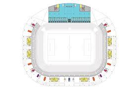 Pepsi Center Floor Plan by Pepsi Arena Carolina Ortiz Archinect