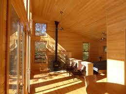 ripple island cabin kodet architectural group ltd