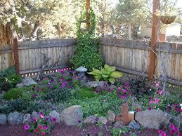corner backyard garden champsbahrain com