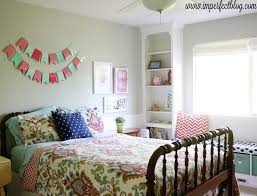 Mint Home Decor Pink Navy And Mint U0027s Room
