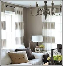 white and gray striped curtains curtains home design ideas