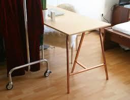 Schreibtisch 1m Vida Nullvier Diy I Schreibtischplatte Easy Aufgehübscht