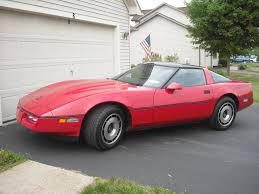 1984 chevrolet corvette for sale 1984 chevrolet corvette information and photos momentcar