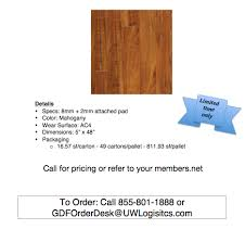 global direct flooring promotions